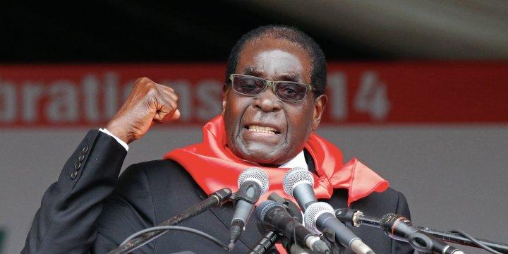 Zimbabwe_robert-mugabe